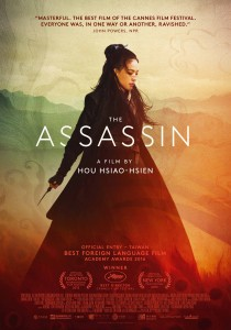 The Assassin, Hsiao-hsien Hou