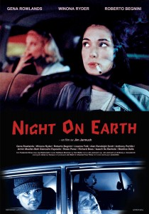 Night on Earth, Jim Jarmusch