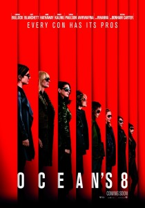 Ocean's Eight, Gary Ross