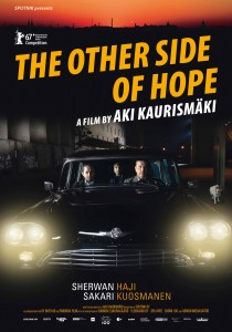 The Other Side of Hope, Aki Kaurismäki