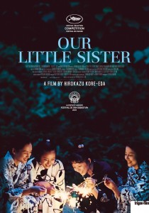 Our Little Sister - Umimachi Diary, Hirokazu Koreeda