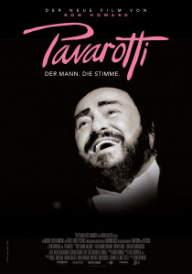 Pavarotti, Ron Howard