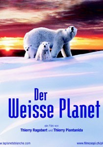 Der weisse Planet, Thierry Piantanida Thierry Ragobert