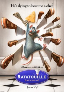 Ratatouille, Brad Bird