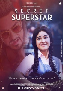 Secret Superstar, Advait Chandan