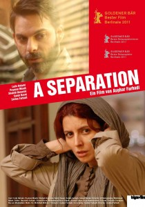A Separation - Nader and Simin, Asghar Farhadi