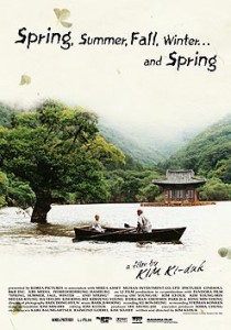 Spring, Summer, Fall, Winter... and Spring, Ki-duk Kim