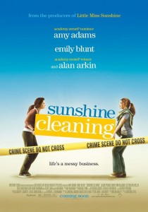 Sunshine Cleaning, Christine Jeffs