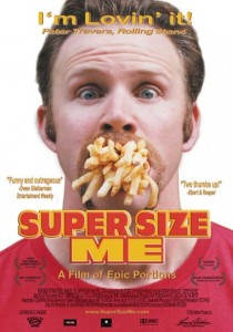 Super Size Me, Morgan Spurlock