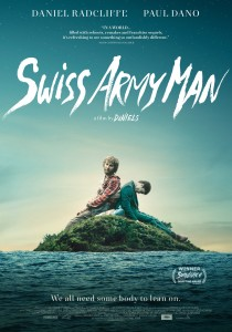 Swiss Army Man, Dan Kwan