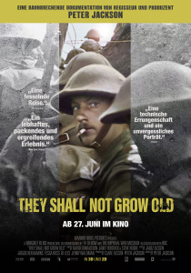 They Shall Not Grow Old, Peter Jackson