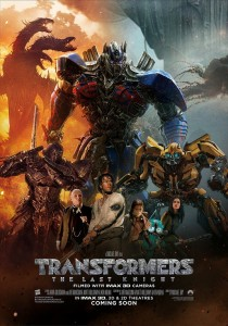 Transformers: The Last Knight, Michael Bay