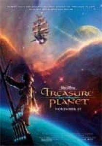The Treasure Planet, Ron Clements John Musker