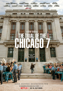The Trial of the Chicago 7, Aaron Sorkin