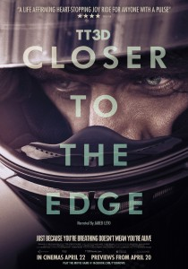 TT3D: Closer to the Edge, Richard De Aragues