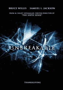 Unbreakable, M. Night Shyamalan