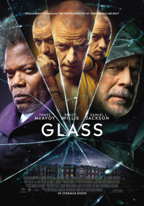 Glass, M. Night Shyamalan