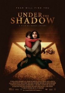 Under the Shadow, Babak Anvari