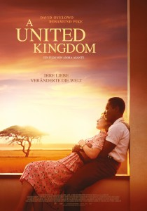 A United Kingdom, Amma Asante