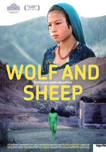 Wolf and Sheep, Shahrbanoo Sadat