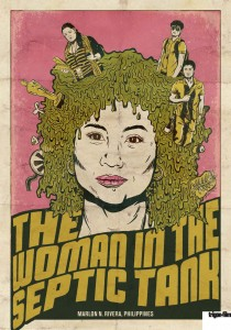 The Woman in the Septic Tank, Marlon Rivera