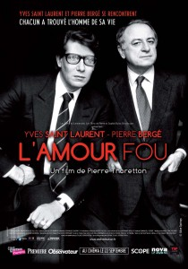 Yves Saint Laurent - Pierre Berge, l'amour fou, Pierre Thoretton