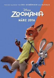 Zootropolis, Byron Howard Rich Moore