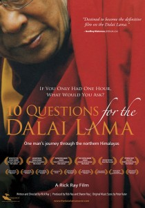 10 Questions for the Dalai Lama, Rick Ray