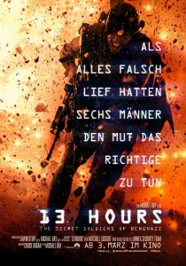 13 Hours - The Secret Soldiers of Benghazi, Michael Bay