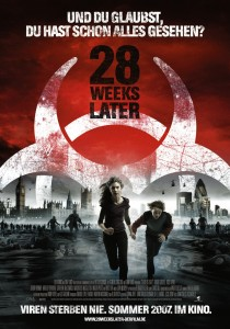 28 Weeks Later, Juan Carlos Fresnadillo
