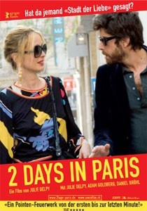 2 Days in Paris, Julie Delpy