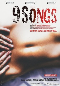 9 Songs, Michael Winterbottom