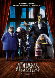 The Addams Family, Greg Tiernan Conrad Vernon