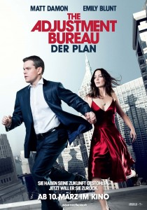 The Adjustment Bureau, George Nolfi
