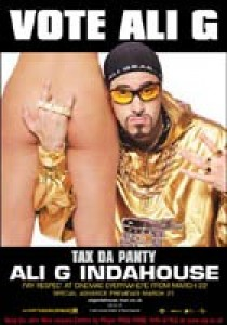 Ali G - In da house, Mark Mylod