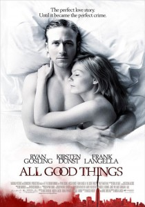 All Good Things, Andrew Jarecki