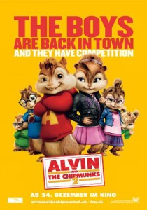 Alvin and the Chipmunks 2, Betty Thomas