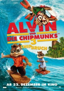 Alvin and the Chipmunks: Chipwrecked, Mike Mitchell
