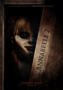 Annabelle: Creation, David F. Sandberg