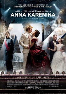 Anna Karenina, Joe Wright