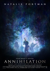 Annihilation, Alex Garland