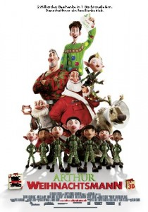 Arthur Christmas, Sarah Smith