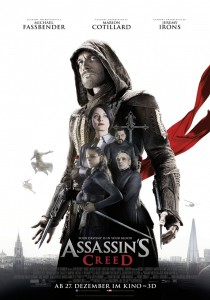 Assassin's Creed, Justin Kurzel