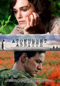 Atonement - Abbitte, Joe Wright