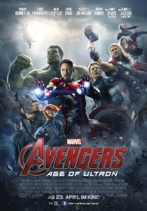 Avengers - Age of Ultron, Joss Whedon