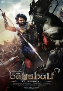 Baahubali: The Beginning, S.S. Rajamouli