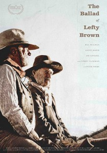 The Ballad of Lefty Brown, Jared Moshé