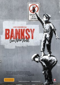 Banksy Does New York, Chris Moukarbel