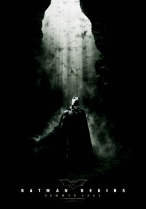Batman Begins, Christopher Nolan