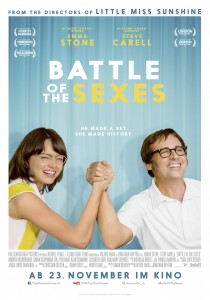 Battle of the Sexes, Jonathan Dayton Valerie Faris